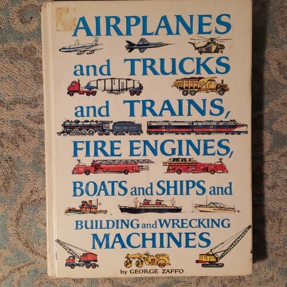Vintage: Airplanes, Trucks, etc